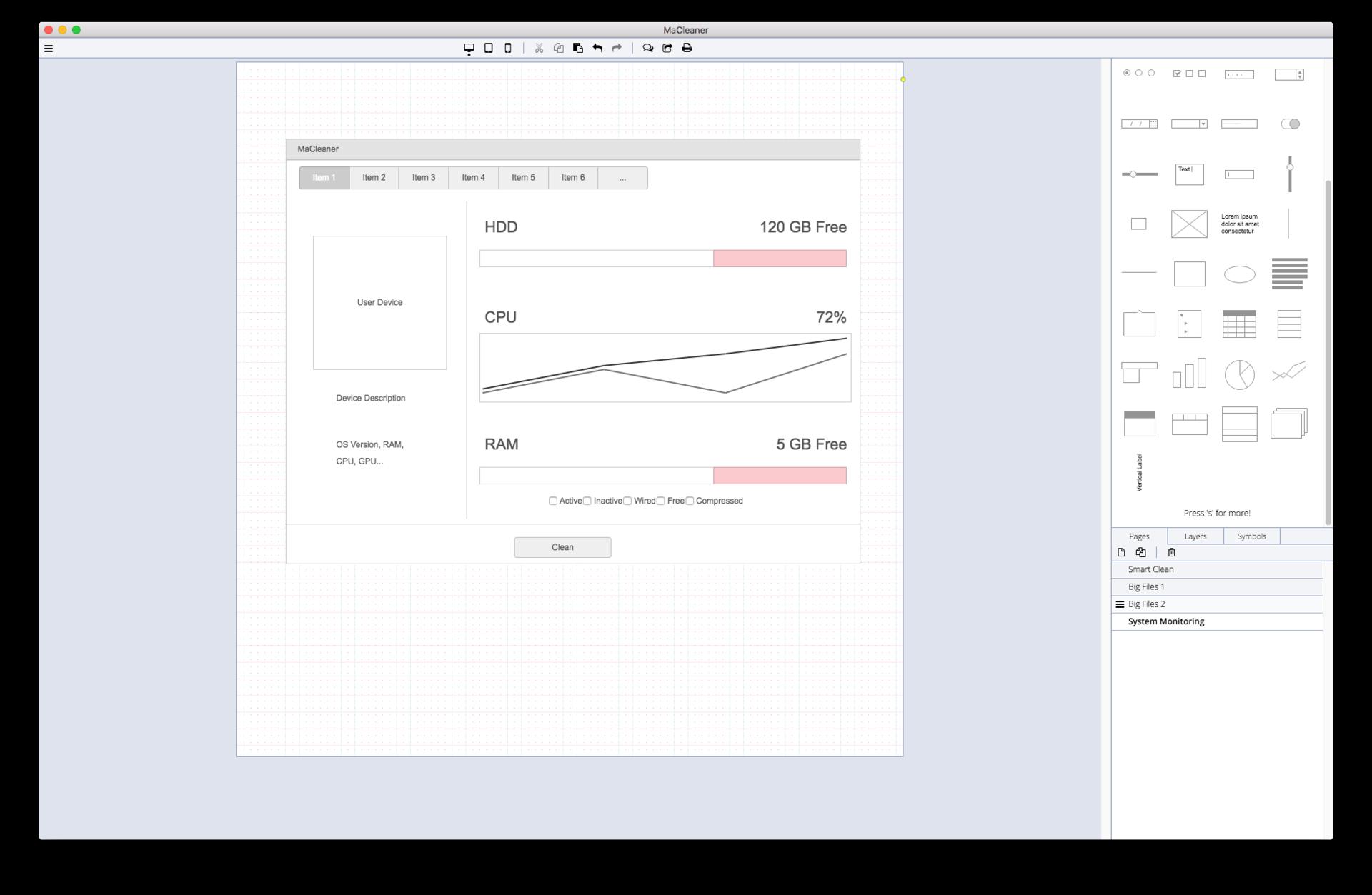 Инструменты для прототипирования на Mac: сопоставительная характеристика - 14