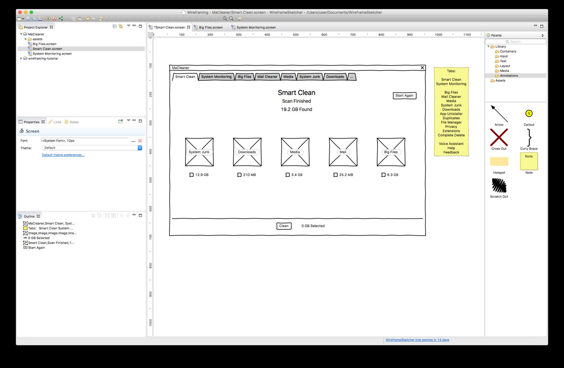 Инструменты для прототипирования на Mac: сопоставительная характеристика - 3