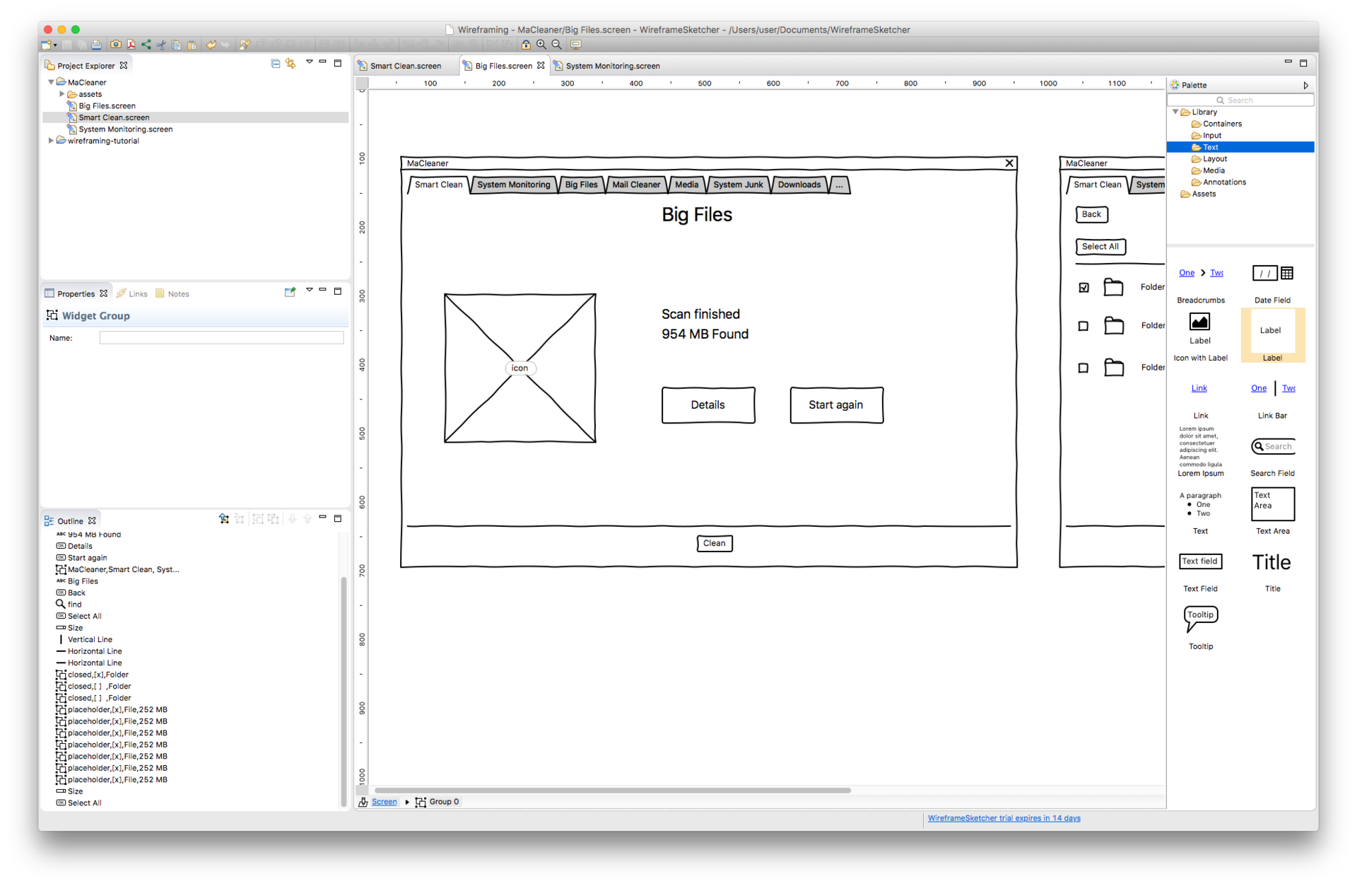 Инструменты для прототипирования на Mac: сопоставительная характеристика - 4