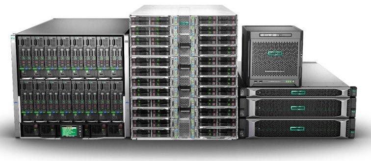 Компания HPE начала продажи новых серверов HPE ProLiant Gen10 - 1