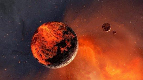 Ученые пришли к выводу, что 1000 лет тому назад на Марсе точно не было жизни
