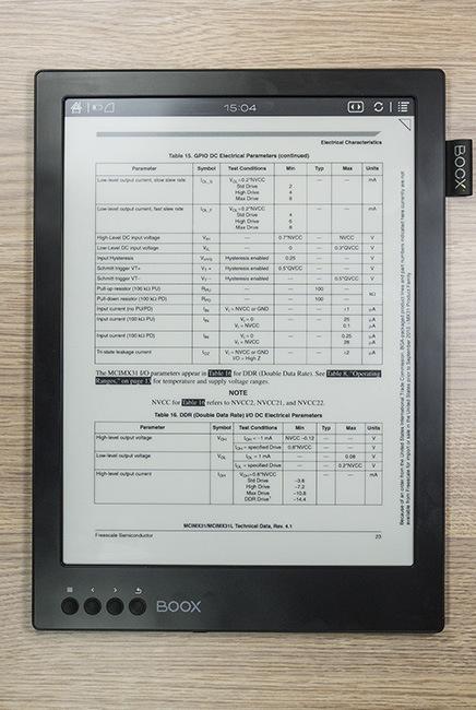 Обзор ONYX BOOX MAX Carta: Бескомпромиссность в формате А4 - 14
