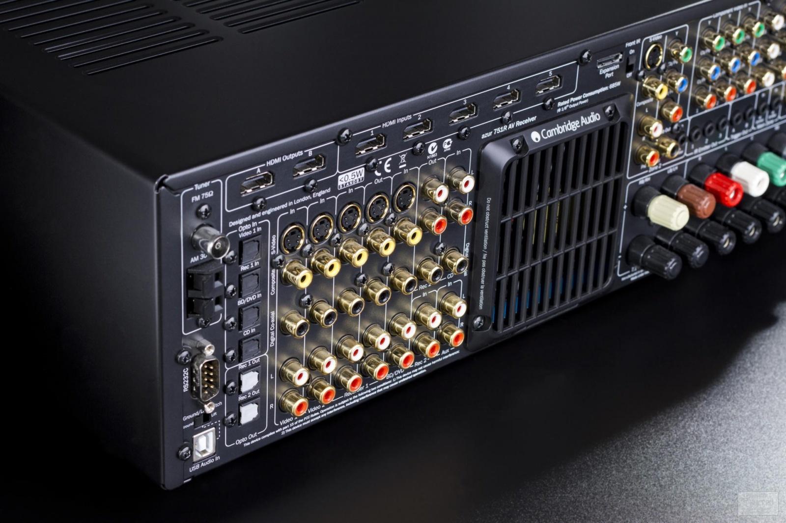 Выбрать AV-ресивер: критерии оценки и возможности устройств - 1
