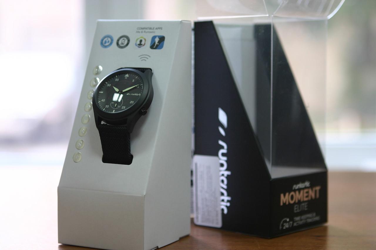 Runtastic Moment Elite: фитнес-часы с деликатными уведомлениями и лучшей ценой - 3