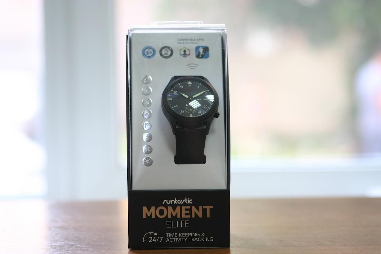 Runtastic Moment Elite: фитнес-часы с деликатными уведомлениями и лучшей ценой - 1