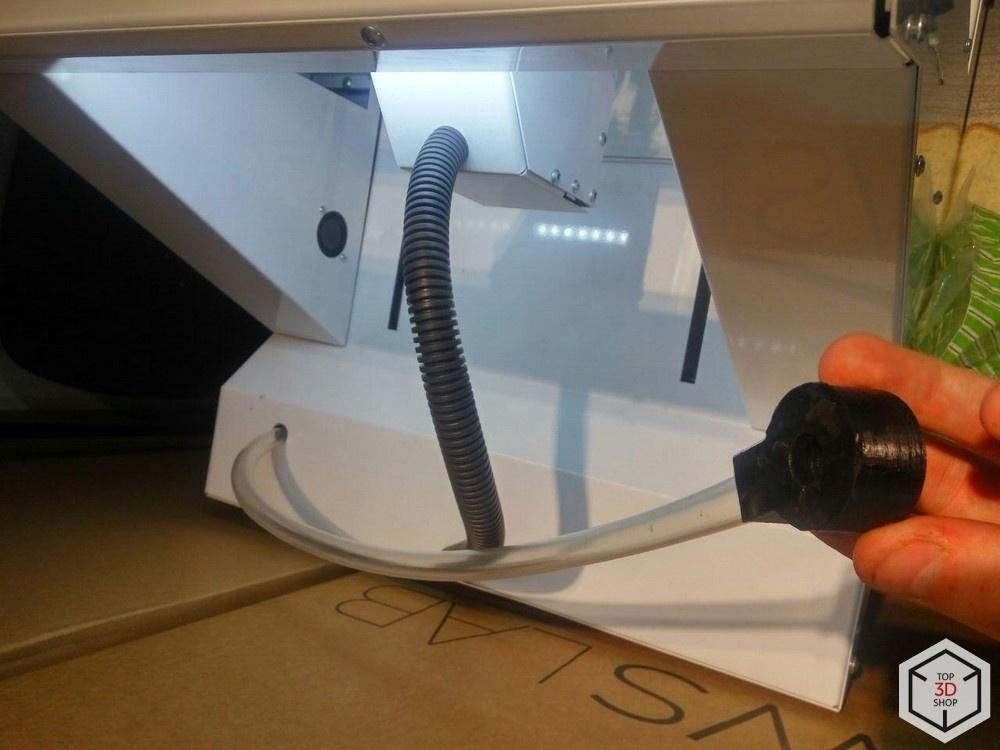 Живой обзор пищевого 3D-принтера Chocola3D - 10