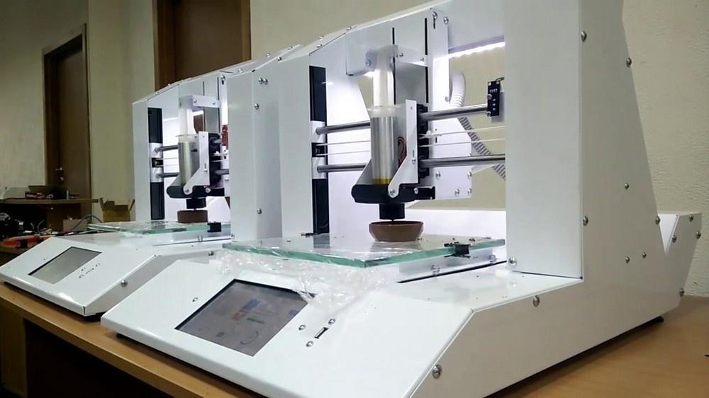 Живой обзор пищевого 3D-принтера Chocola3D - 2