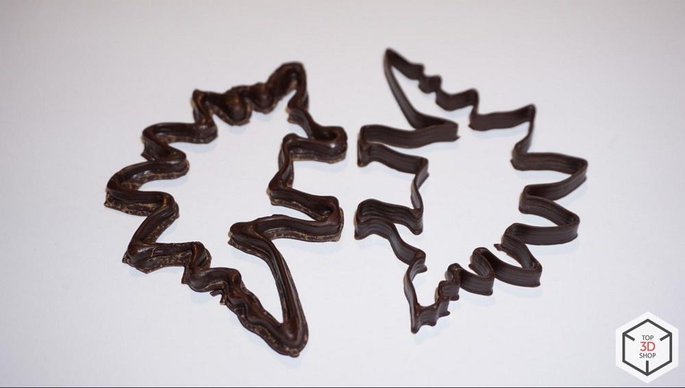 Живой обзор пищевого 3D-принтера Chocola3D - 28
