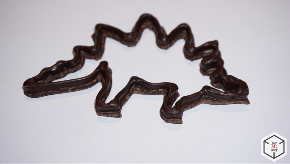 Живой обзор пищевого 3D-принтера Chocola3D - 29