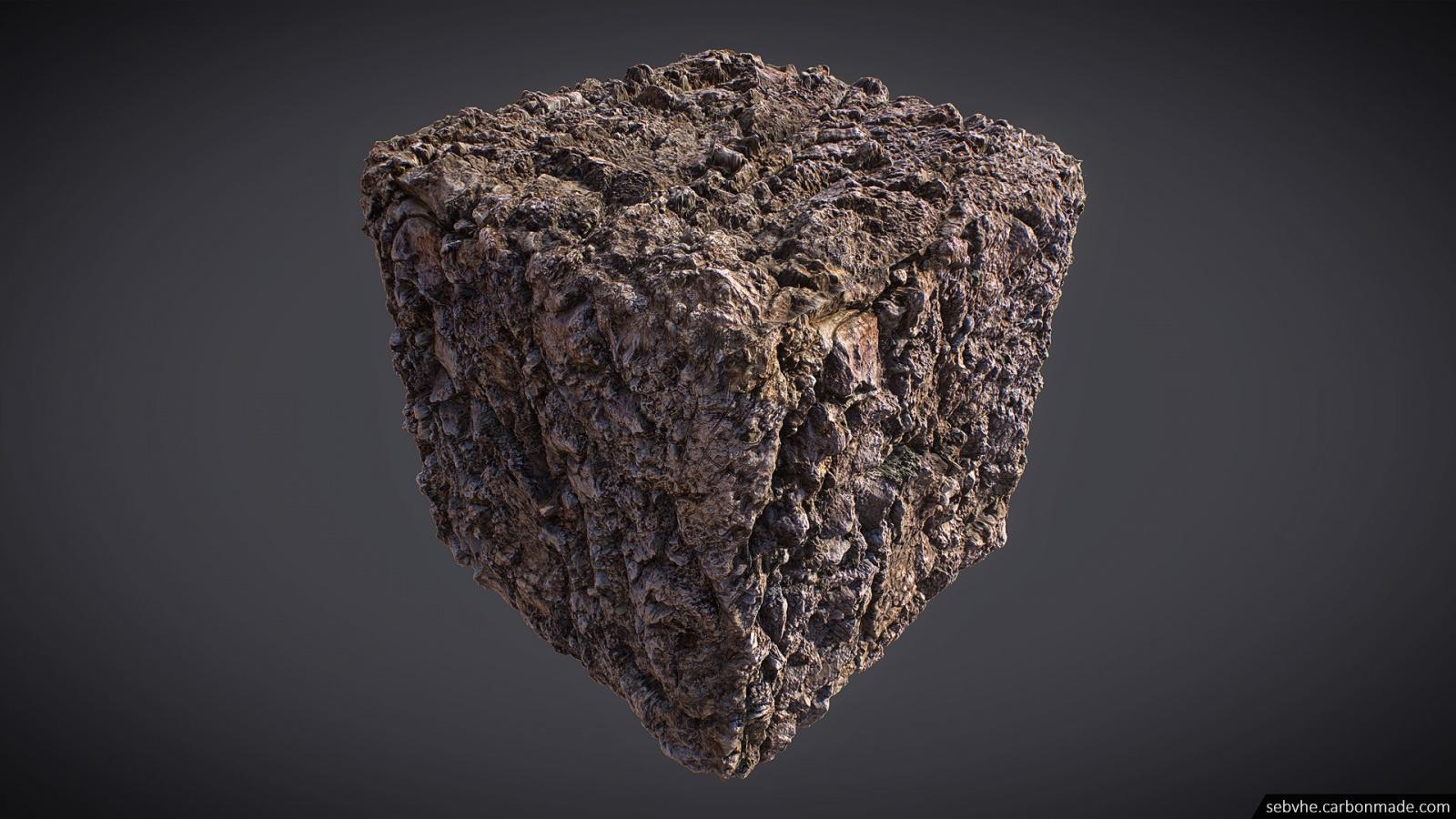 Создание камней для игр с помощью фотограмметрии - 15