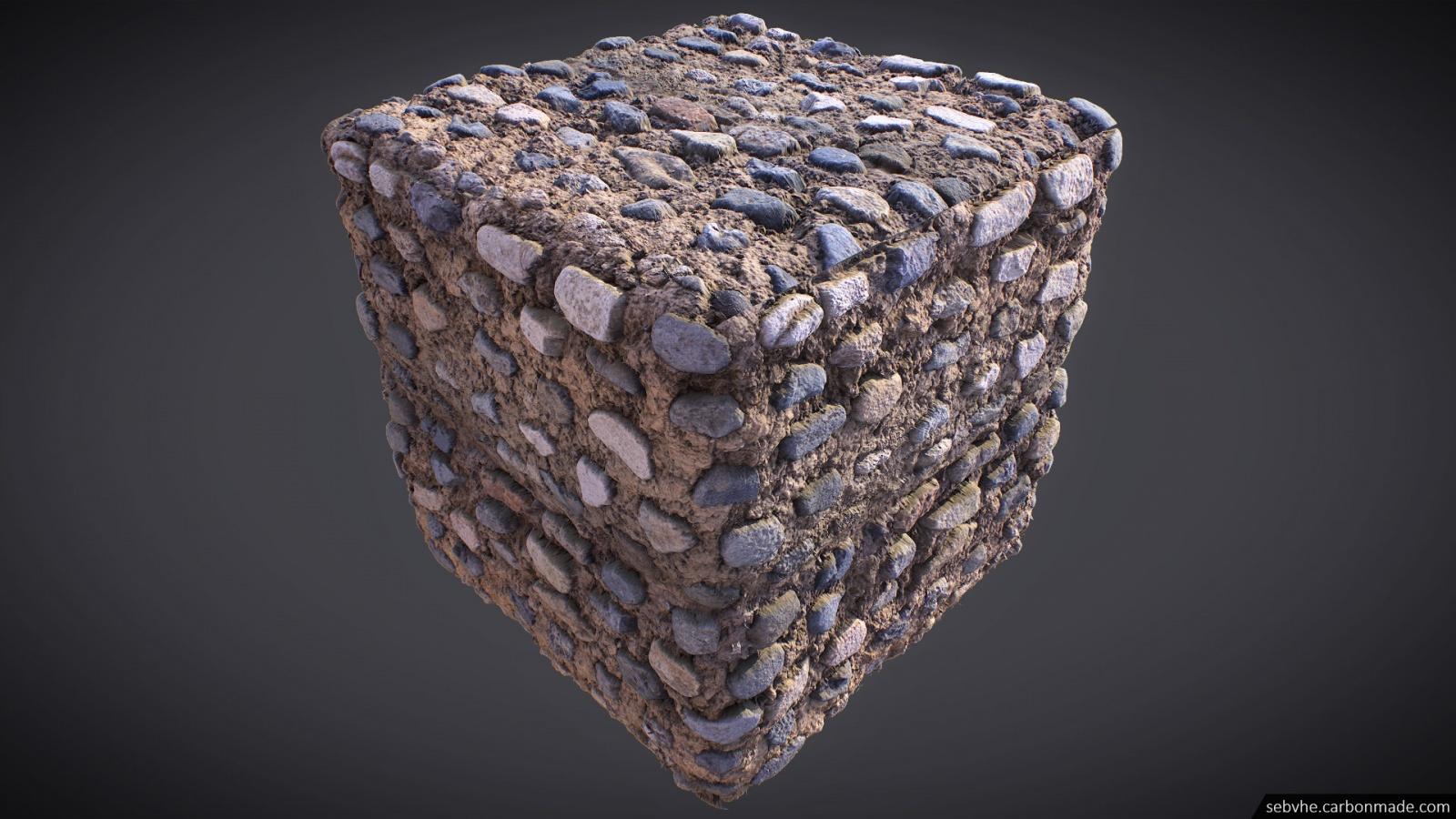 Создание камней для игр с помощью фотограмметрии - 16