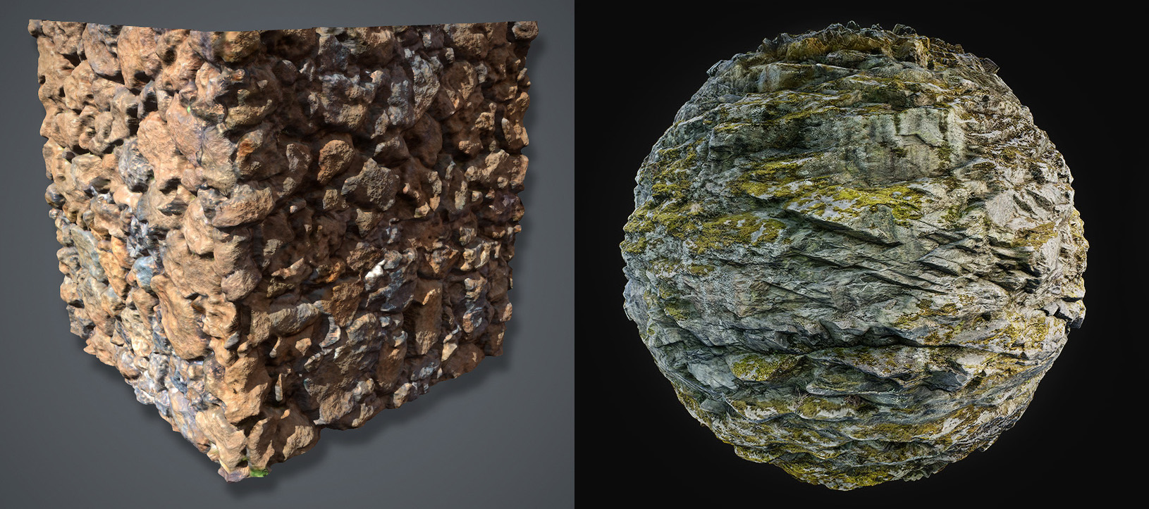 Создание камней для игр с помощью фотограмметрии - 2