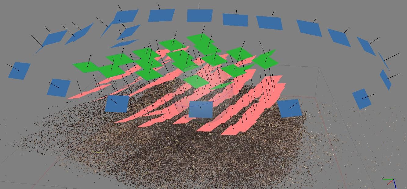 Создание камней для игр с помощью фотограмметрии - 20