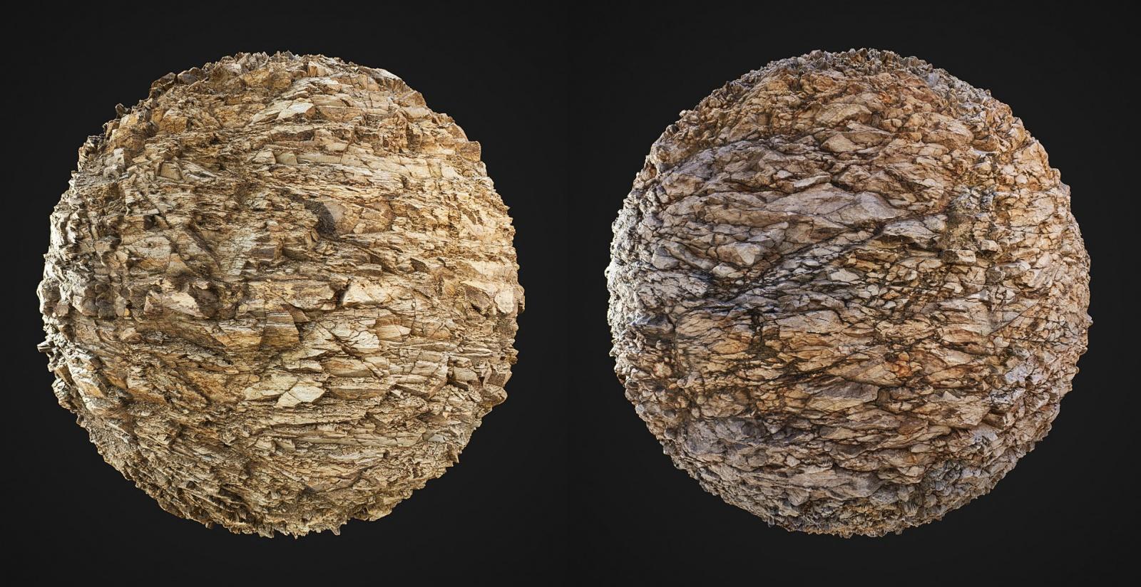 Создание камней для игр с помощью фотограмметрии - 22