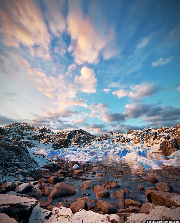 Создание камней для игр с помощью фотограмметрии - 7