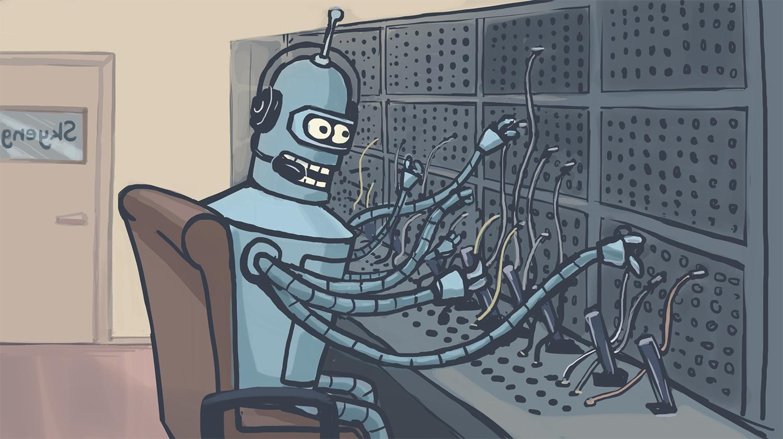 Skype-бот с человеческим лицом (на Microsoft Bot Framework V3 и Slack API) - 1