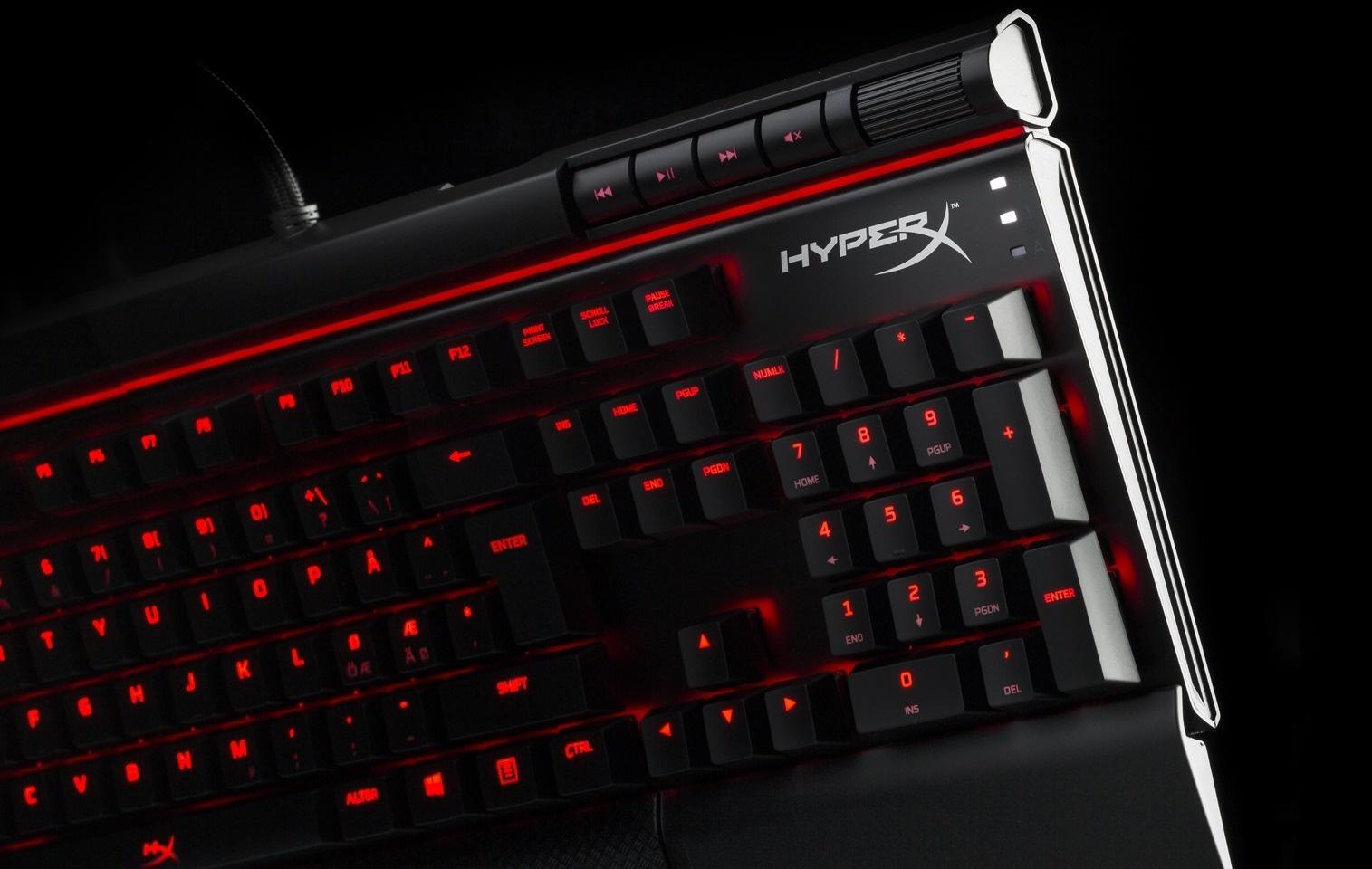Новые механические клавиатуры HyperX Alloy Elite и Alloy FPS Pro: вам спорт или комфорт? - 1
