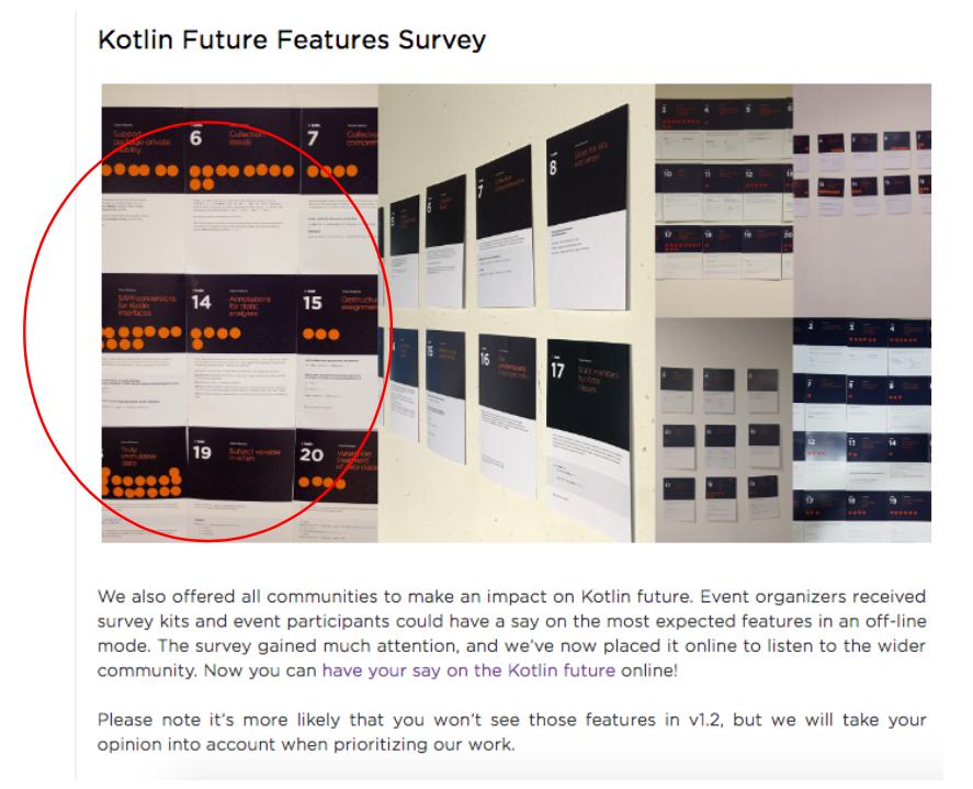 Неожиданные результаты опросов Kotlin: маленькое расследование - 9