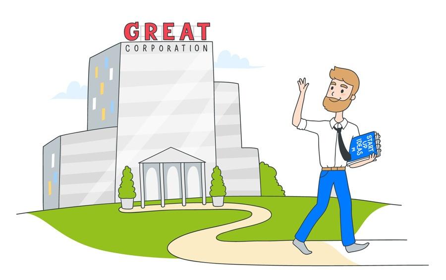 Почему хорошие люди покидают крупные IT-компании? - 1