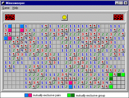 Продвинутая тактика игры в «Сапёр» - 1