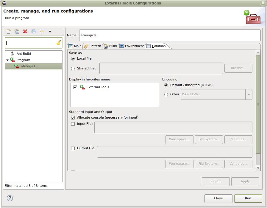 Программирование МК AVR на языке assembler в среде Linux - 11