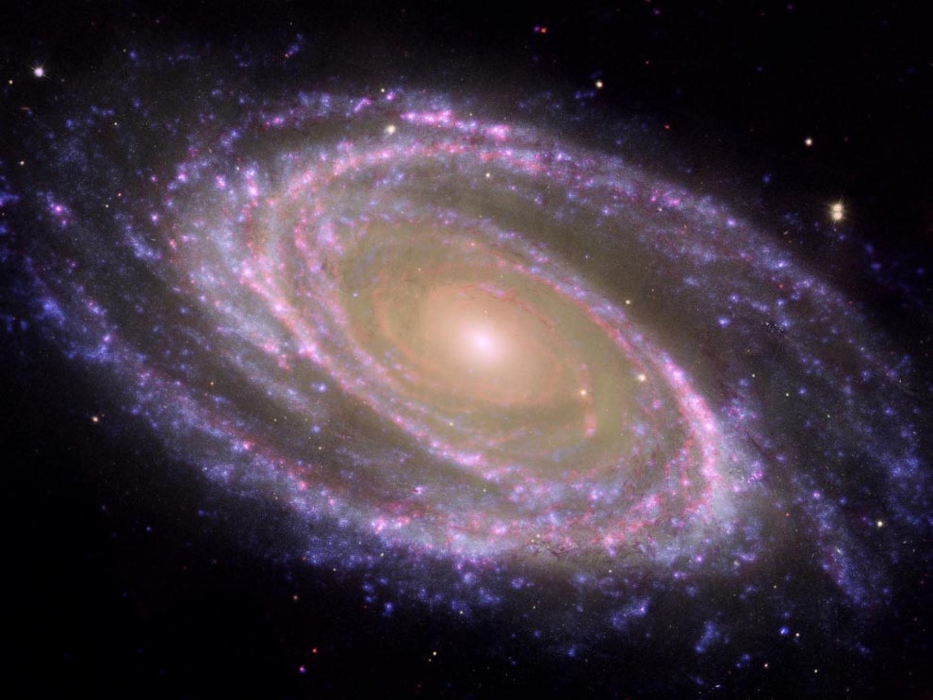 Мы и все, что нас окружает, на 50% состоит из материи, попавшей сюда из далеких галактик - 2
