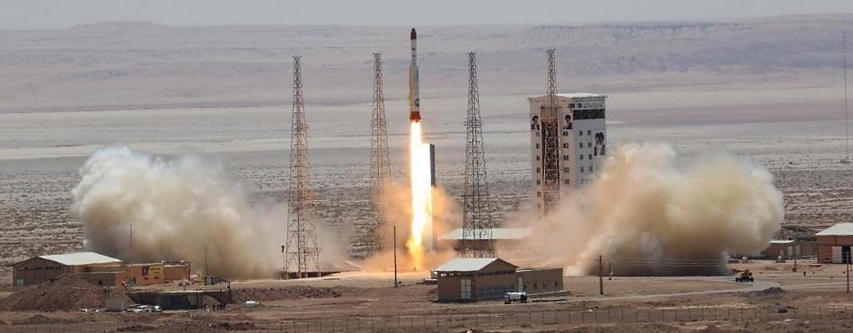 Космос Исламской революции - 1