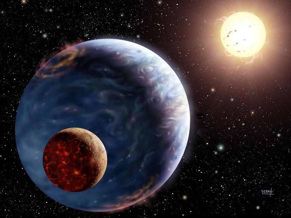 Телескоп «Кеплер», возможно, обнаружил спутник у экзопланеты - 1