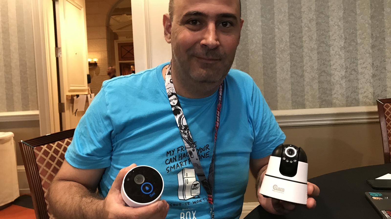 Специалисты по кибербезопасности: десятки тысяч умных камер можно взломать без особых усилий - 1