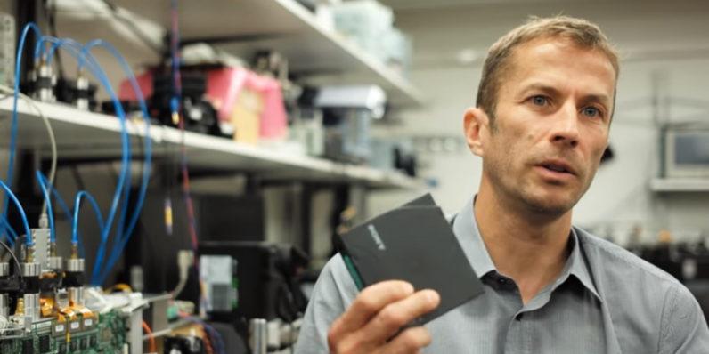 Sony и IBM Research уместили 330 ТБ в ленточный картридж - 1