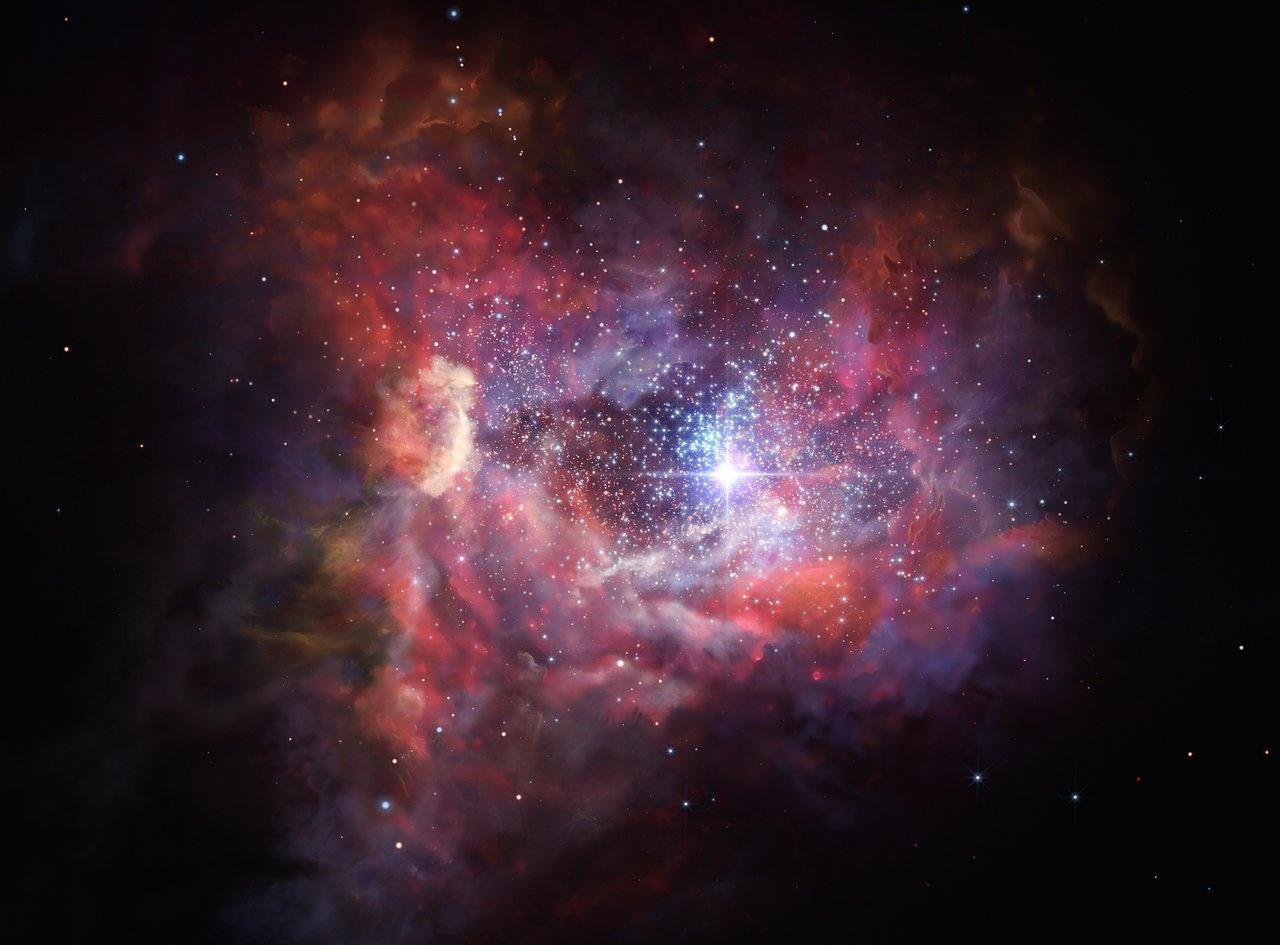 Как выглядело небо в прошлом и будущем - 9