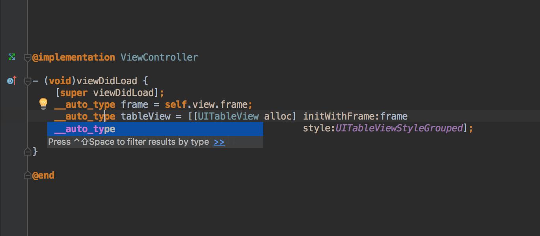 __auto_type support