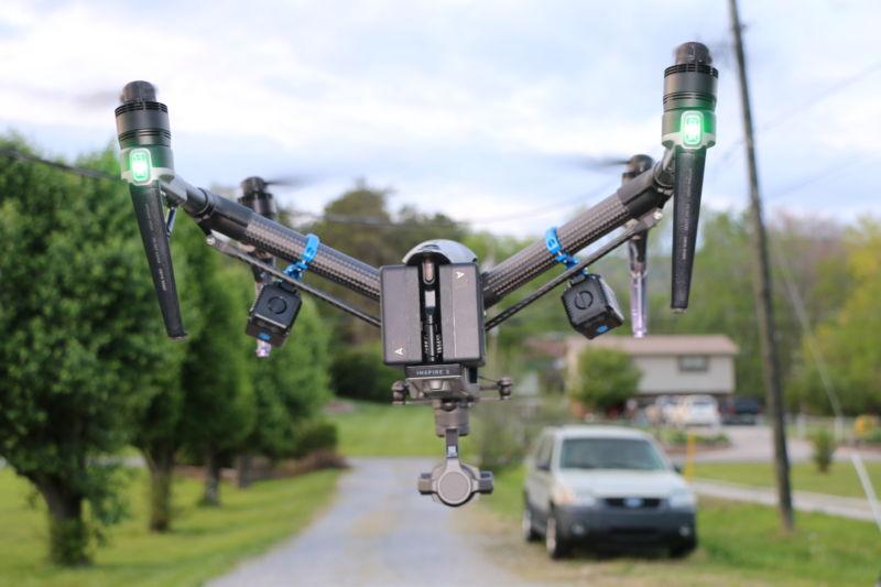 Армия США прекратит использовать дроны DJI из-за опасения информационной утечки - 2