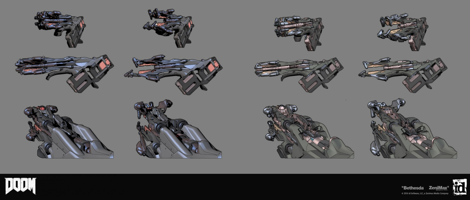 Как создавались пушки для Doom - 10