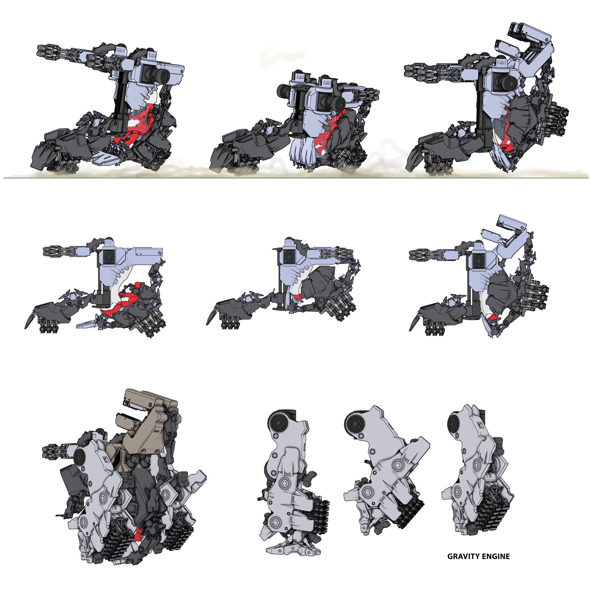 Как создавались пушки для Doom - 12