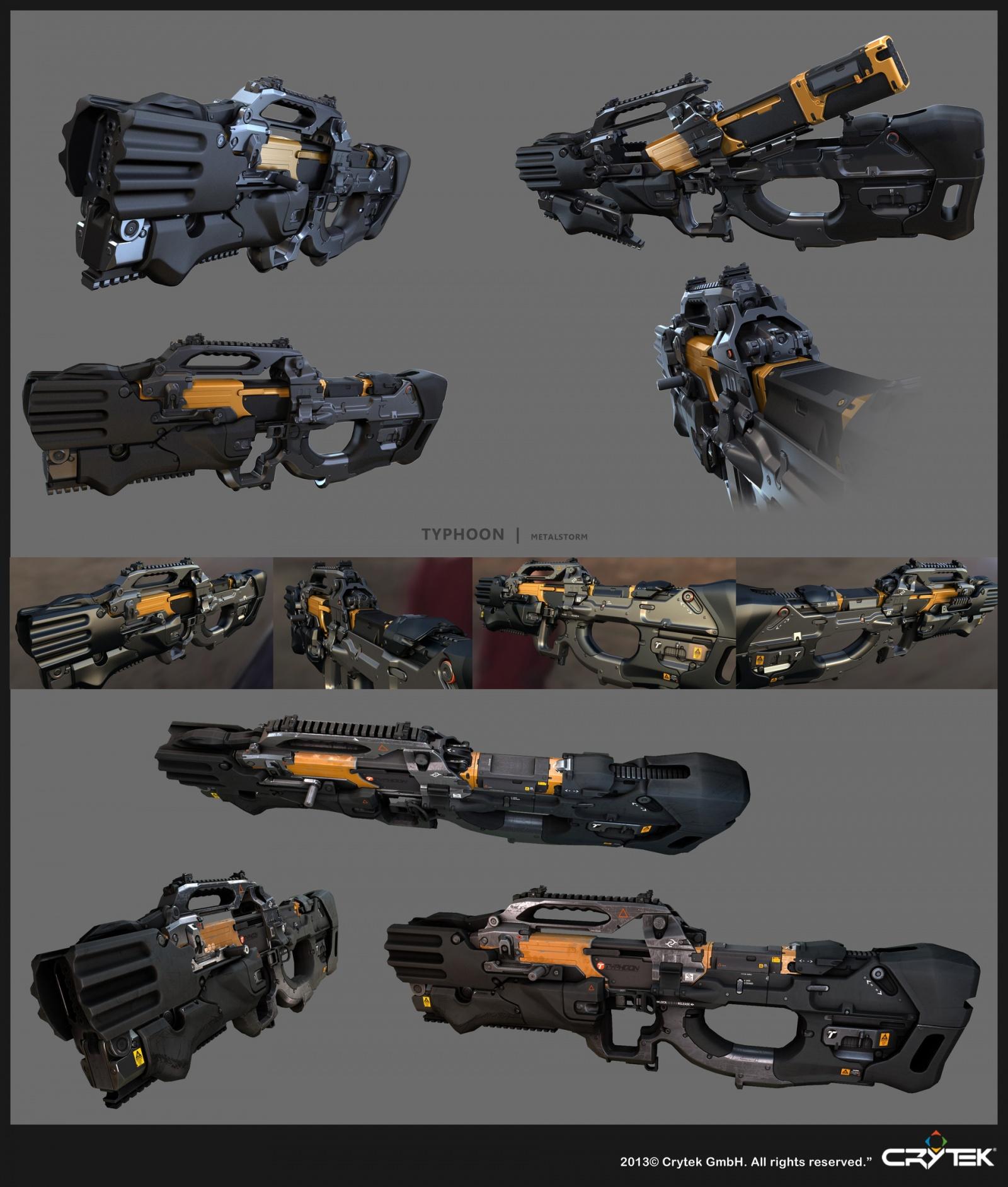 Как создавались пушки для Doom - 15