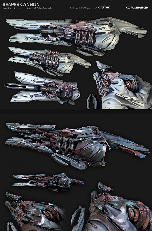 Как создавались пушки для Doom - 16