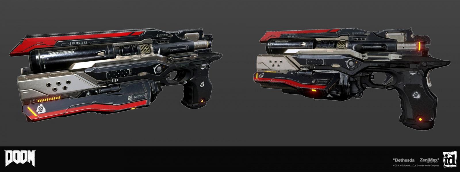 Как создавались пушки для Doom - 18