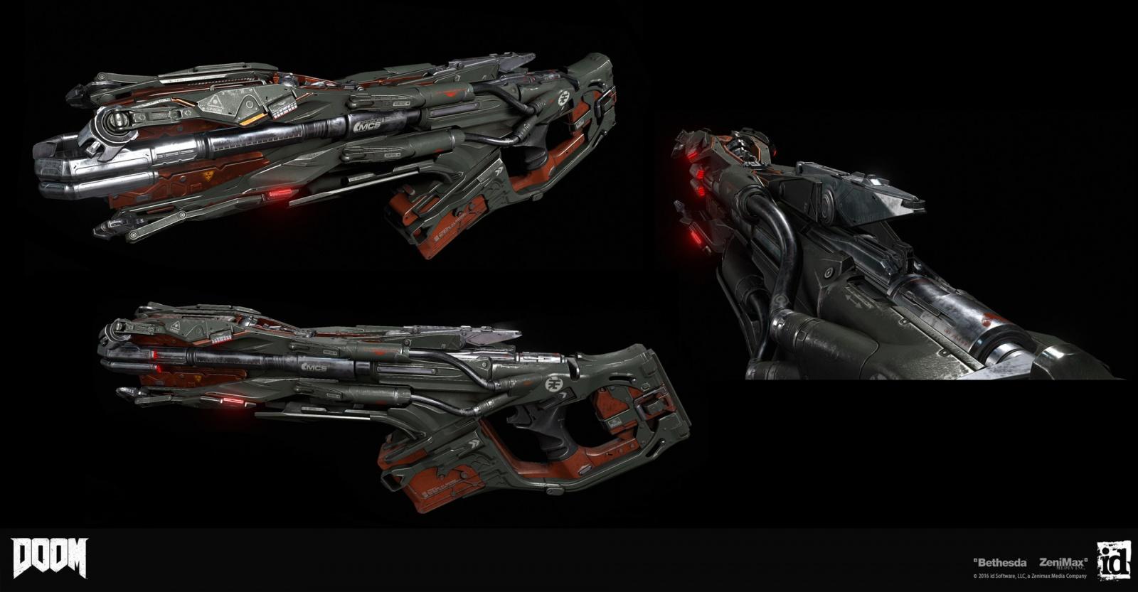 Как создавались пушки для Doom - 19