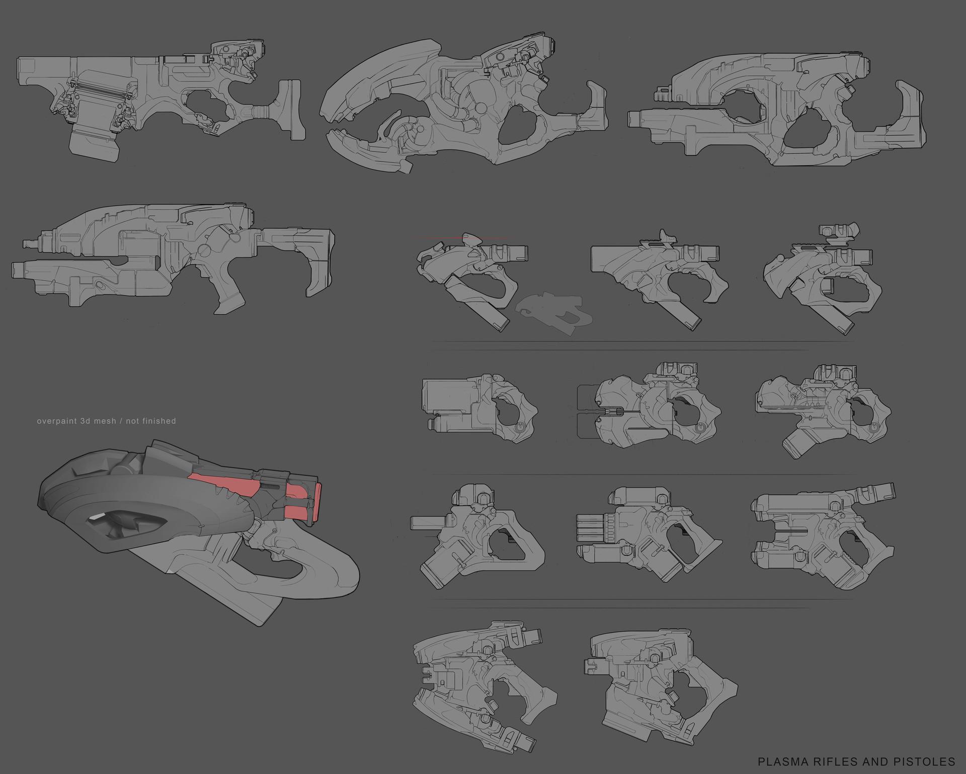 Как создавались пушки для Doom - 7