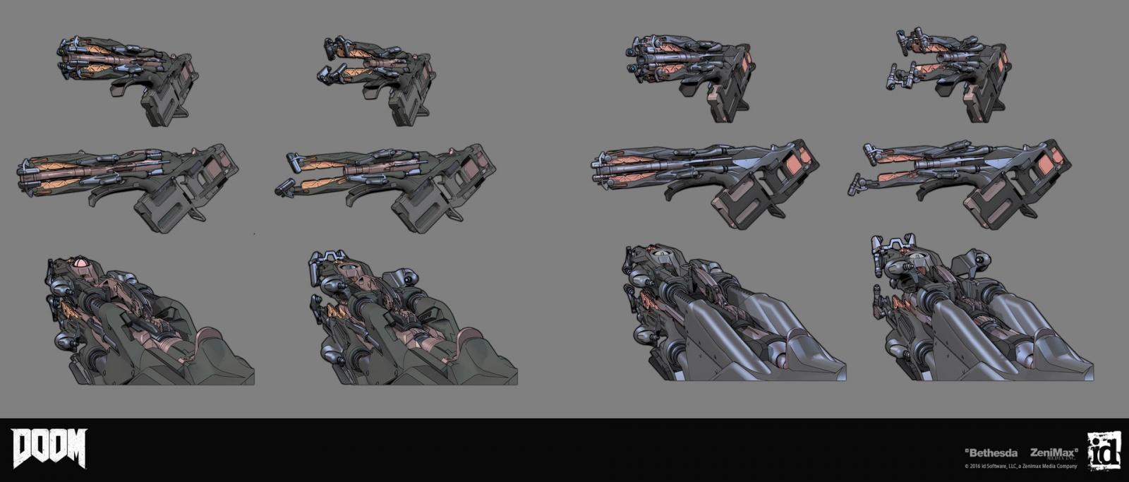 Как создавались пушки для Doom - 9