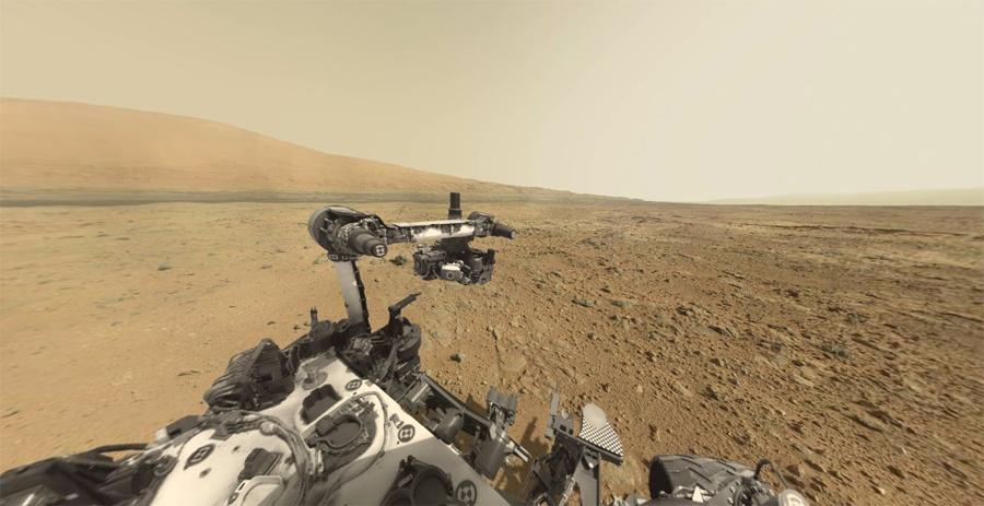 Пять лет на Марсе - 10