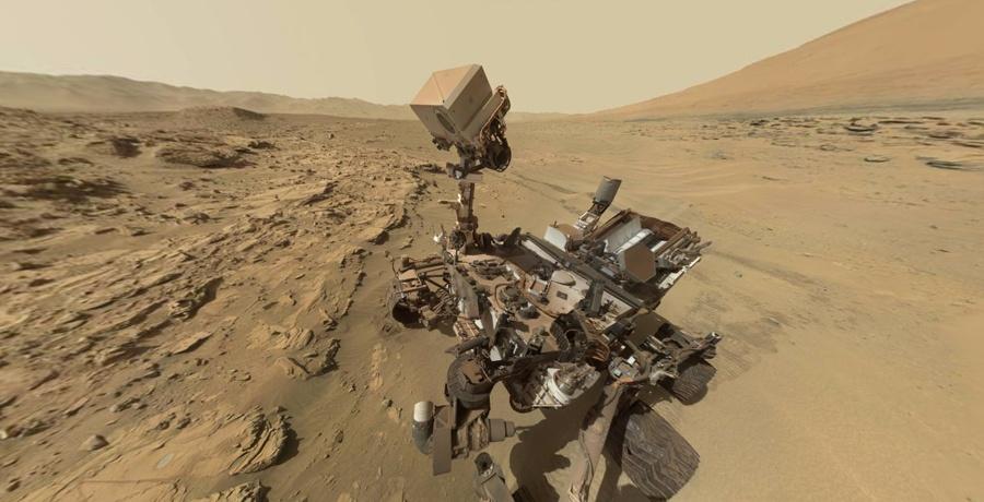 Пять лет на Марсе - 11