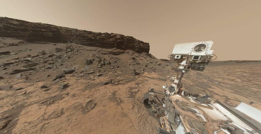 Пять лет на Марсе - 13