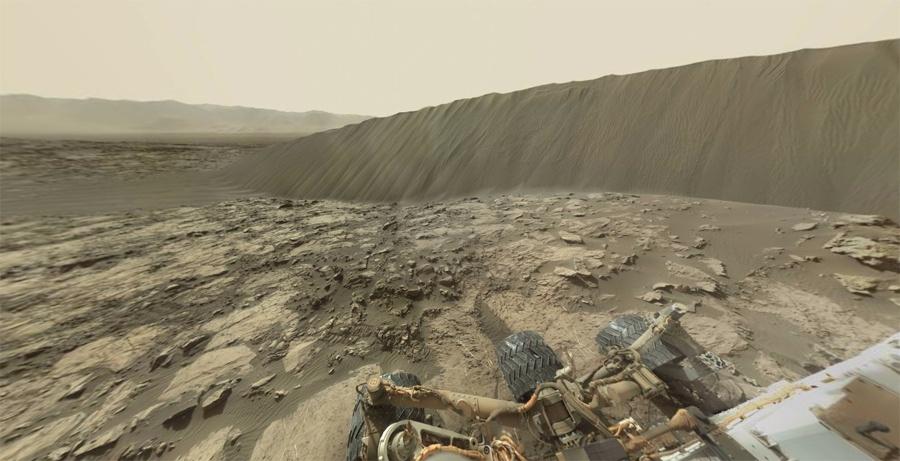 Пять лет на Марсе - 14