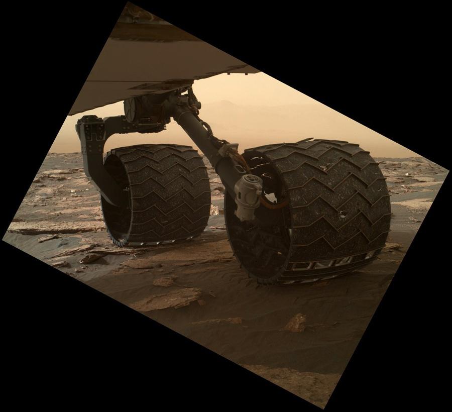 Пять лет на Марсе - 4