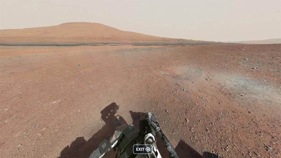 Пять лет на Марсе - 5
