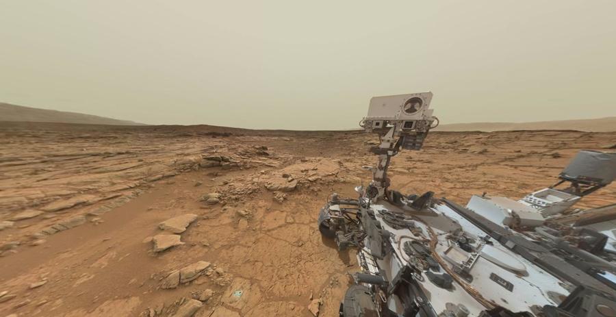 Пять лет на Марсе - 7
