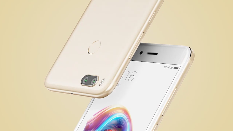 Xiaomi Mi 5X: бюджетник, но не во всём - 5