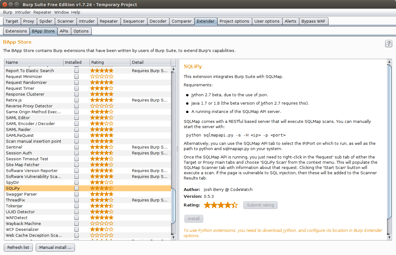 Оптимизация и автоматизация тестирования веб-приложений - 6